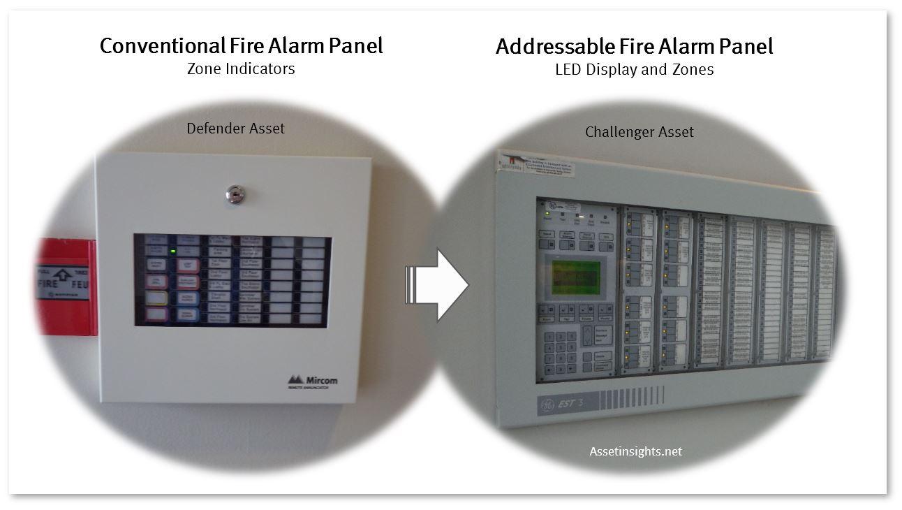 fire panel obsolescence rh assetinsights net Fire Alarm Montoring Panel EST QuickStart Fire Alarm Panel